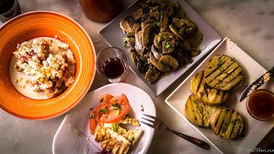 Recettes Balkans ex Yougoslavie recipe SerialHikers roadtrip travel tour du monde cuisine cook Balkans food grecques greek