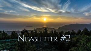Road Trip: Slovénie, Croatie – Newsletter #2