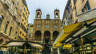 Les principales villes du nord de l'Italie voyage roadtrip tour du monde aventure Genova