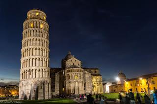 Les principales villes du nord de l'Italie voyage roadtrip tour du monde aventure Pise Pisa