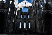 Les principales villes du nord de l'Italie voyage roadtrip tour du monde aventure Abbaye San Galgano