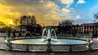 Les principales villes du nord de l'Italie voyage roadtrip tour du monde aventure travel Padoue Padova