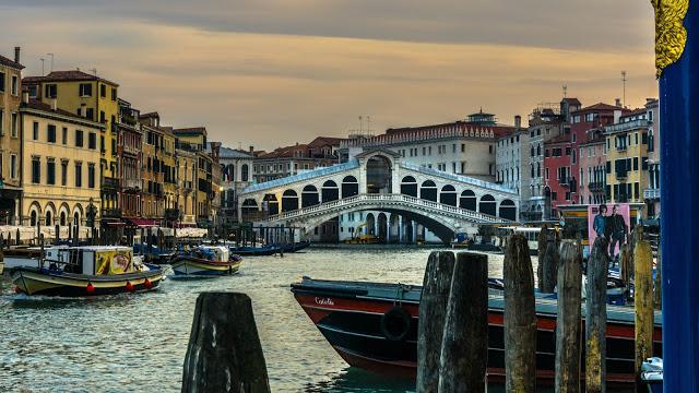 Les principales villes du nord de l'Italie voyage roadtrip tour du monde aventure travel Venezia Venise