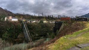 Le pont ferroviaire détruit trois fois – Bosnie-Herzégovine