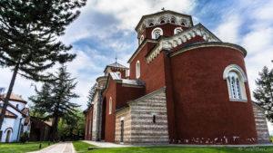 Les monastères orthodoxes de Serbie et du Kosovo