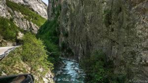 Les impressionantes gorges de Rugova – Kosovo