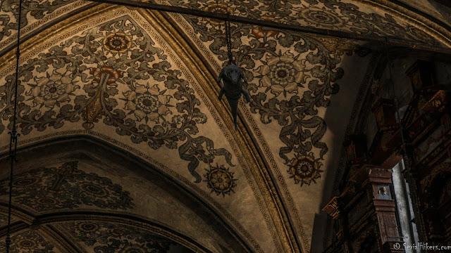 SerialHikers stop autostop world monde tour hitchhiking aventure adventure alternative travel voyage sans avion no fly italie italy church crocodile église