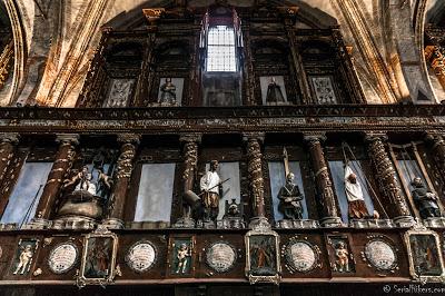 Le Sanctuaire au crocodile empaillé - Italie vierge santuario della beata vergine grazie eglise insolite roadtrip voyage serialhikers tour du monde travel