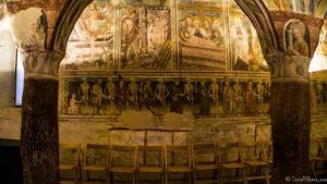 The skeletons church – Slovenia