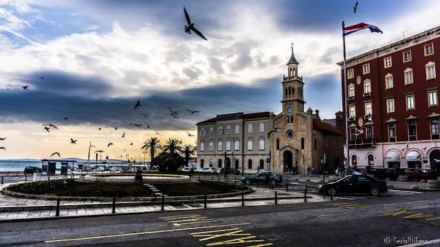 A la découverte de la côte dalmate, de Sibenik à Dubrovnik - Croatie SerialHikers road trip adventure aventure voyage economic alternatif autostop hitchhiking couchsurfing bons plans tips budget Split