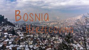 Destination Bosnie-Herzégovine: notre guide voyage