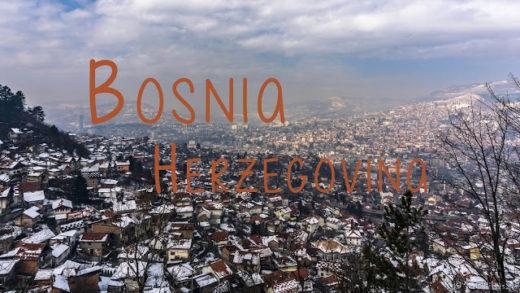 Jul&Gaux SerialHikers autostop hitchhiking aventure adventure alternative travel voyage volontariat volonteering destination bosnia herzegovina