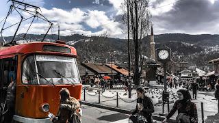 A la découverte de Mostar et Sarajevo - Bosnie-Herzégovine SerialHikers serial hikers autostop hitchhiking volontariat volonteering adventure aventure voyage alternatif world trip tour du monde