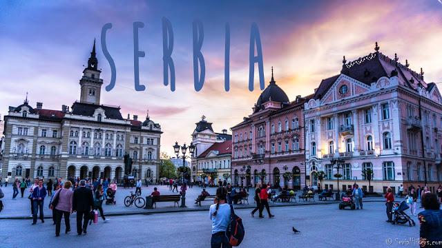 Destination pays de l'ex Yougoslavie SerialHikers serial hikers voyage alternative world trip tour du monde autostop hitchhiking volontariat volonteering serbia