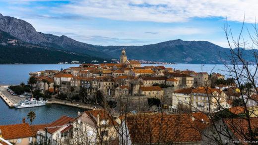 Jul&Gaux SerialHikers autostop hitchhiking aventure adventure alternative travel voyage volontariat volonteering korcula croatia