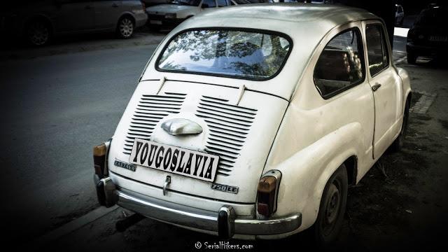 Jul&Gaux SerialHikers autostop hitchhiking aventure adventure alternative travel voyage volontariat volonteering destination yougoslavia