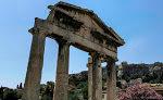 Jul&Gaux SerialHikers autostop hitchhiking aventure adventure alternative travel voyageathenes athens grece antique