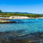 Les plages idylliques d'Halkidiki et la source d'eau thermale cachée - Grèce