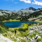 Bansko, randonnée au sommet, ours et sources d'eau chaude - Bulgarie