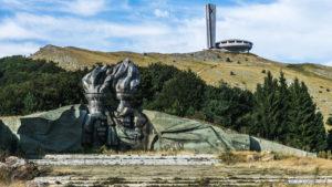 Buzludzha, exploration d'un OVNI communiste – Bulgarie