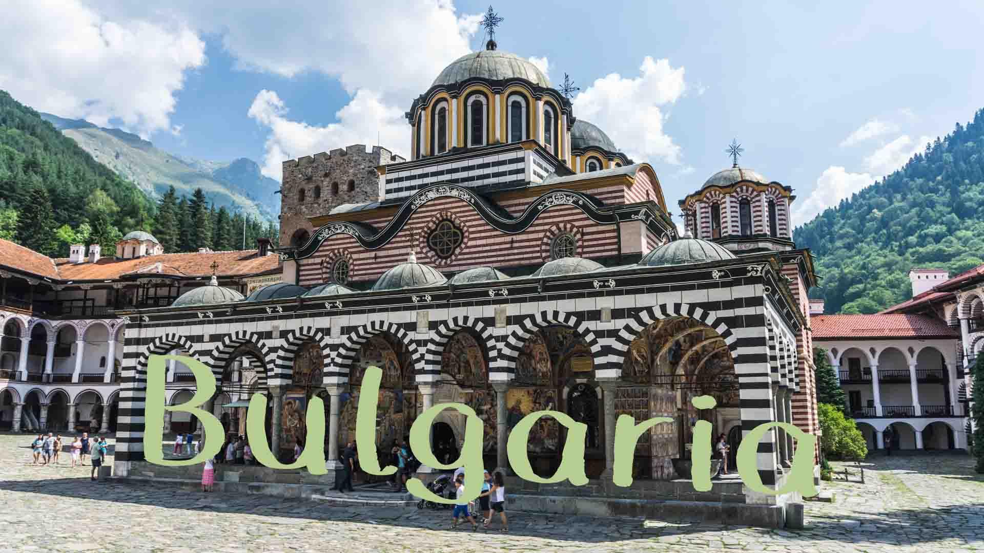 SerialHikers stop autostop world monde tour hitchhiking aventure adventure alternative travel voyage sans avion no fly Bulgarie bulgaria rila monastère monastry