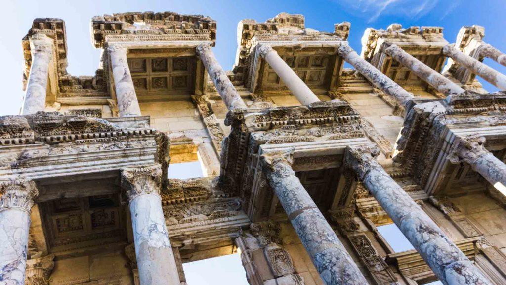 Turquie Efes Ephese Ephesus Turkey serialhikers tour du monde world trip voyage alternatif autostop hitchhiking volontariat volonteering adventure aventure