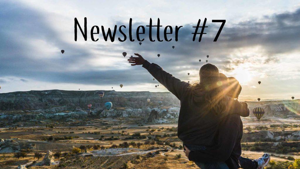 Newsletter 7 Cappadocia cappadoce turquie turkey serialhikers jul et gaux autostop volontariat hitchhiking world tour volonteering adventure aventure tour du monde