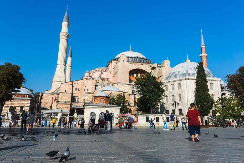 Istanbul turkey saint sophie sophia turquie serialhikers voyage alternatif autostop volontariat hitchhiking volonteering tour du monde