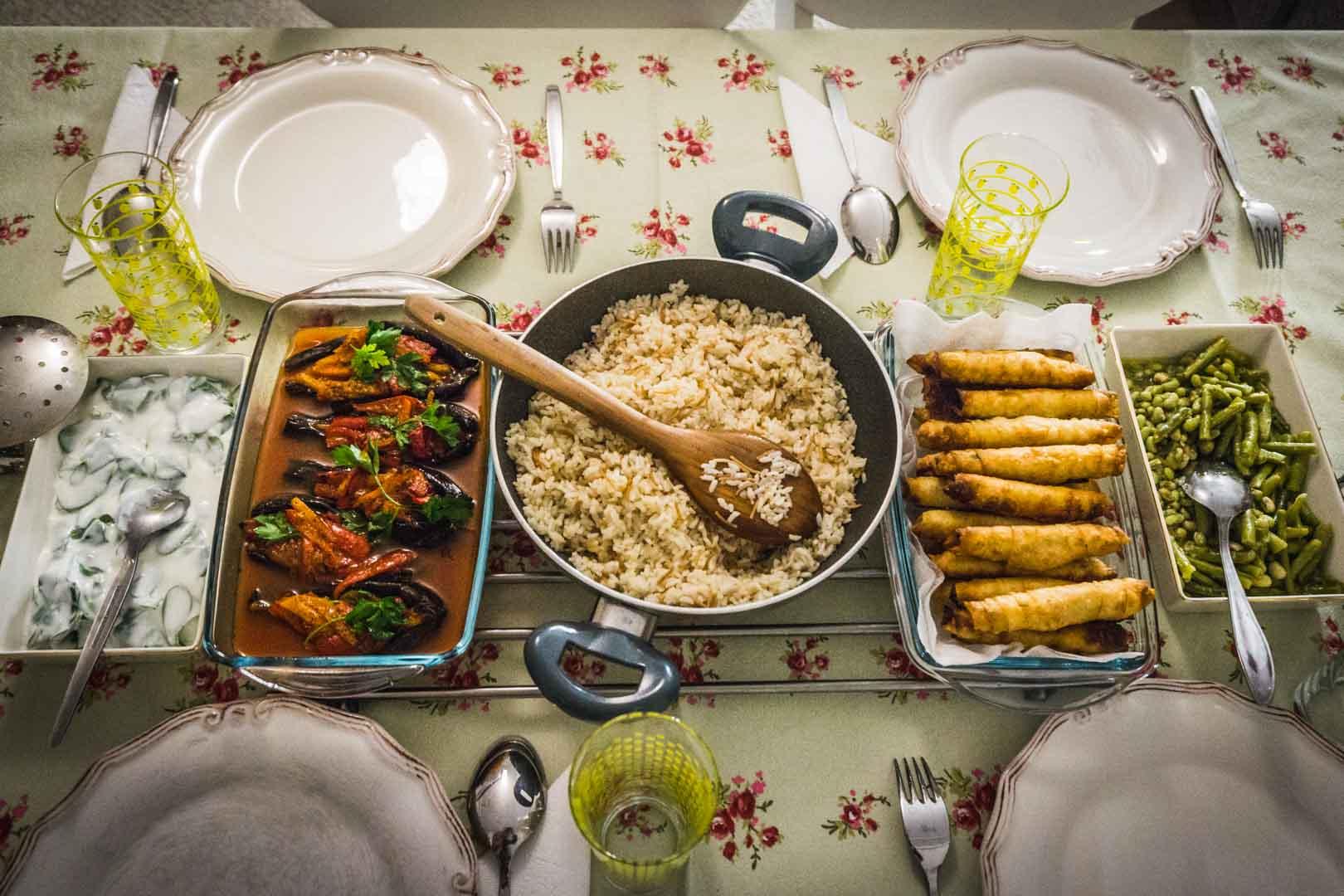 recettes turques serialhikers cook cuisine turquie turkish