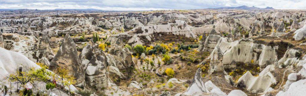SerialHikers - Blog Voyage Alternatif SerialHikers - Voyage Engagé & Sans avion Envolée en Cappadoce - Turquie Turquie, Asie Ouest Nature, Patrimoine
