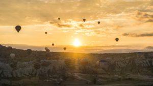 Envolée en Cappadoce – Turquie