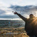 Cappadocia cappadoce turquie turkey serialhikers jul&gaux autostop volontariat hitchhiking world tour volonteering adventure aventure liebster awards