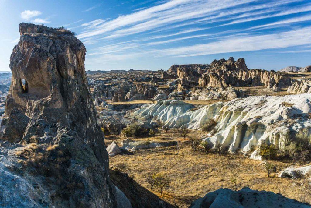 Cappadocia cappadoce turquie turkey serialhikers jul et gaux autostop volontariat hitchhiking world tour volonteering adventure aventure Pancarlık