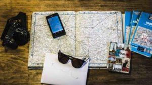Comment organiser son itinéraire au jour le jour?