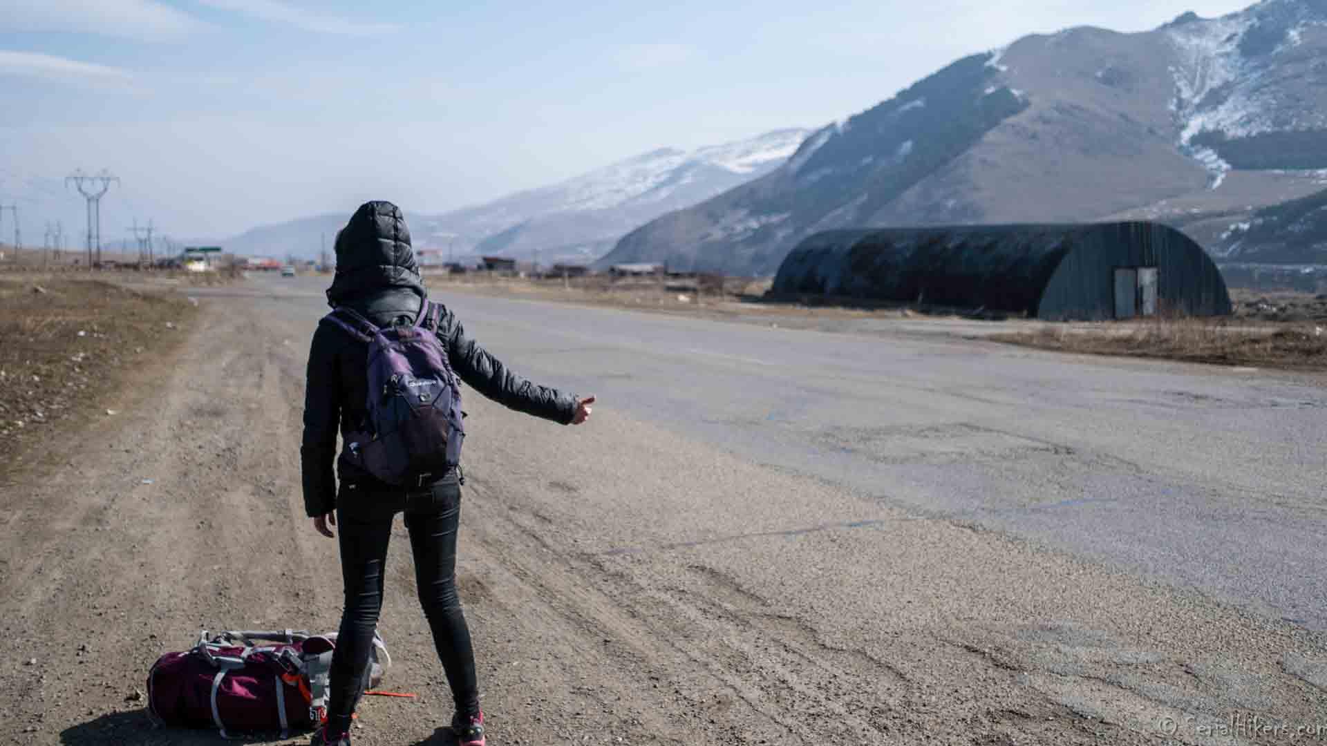 SerialHikers stop autostop world monde tour hitchhiking aventure adventure alternative travel voyage sans avion no fly premiere fois first time experience