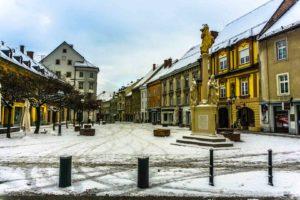 Celje, le repaire d'artistes – Slovénie
