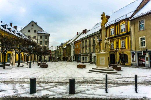 DSC09252-520x347 Celje, le repaire d'artistes - Slovénie Europe Slovénie  Ville Patrimoine Nature Balkans