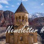 backpacking Jul&Gaux SerialHikers autostop hitchhiking aventure adventure alternative travel voyage volontariat volonteering caucase armenia armenie Noravank monastery monastère