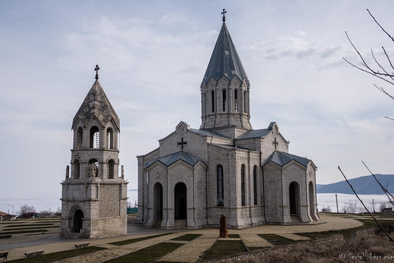 SerialHikers stop autostop world monde tour hitchhiking aventure adventure alternative travel voyage sans avion no fly caucase armenia armenie Shushi