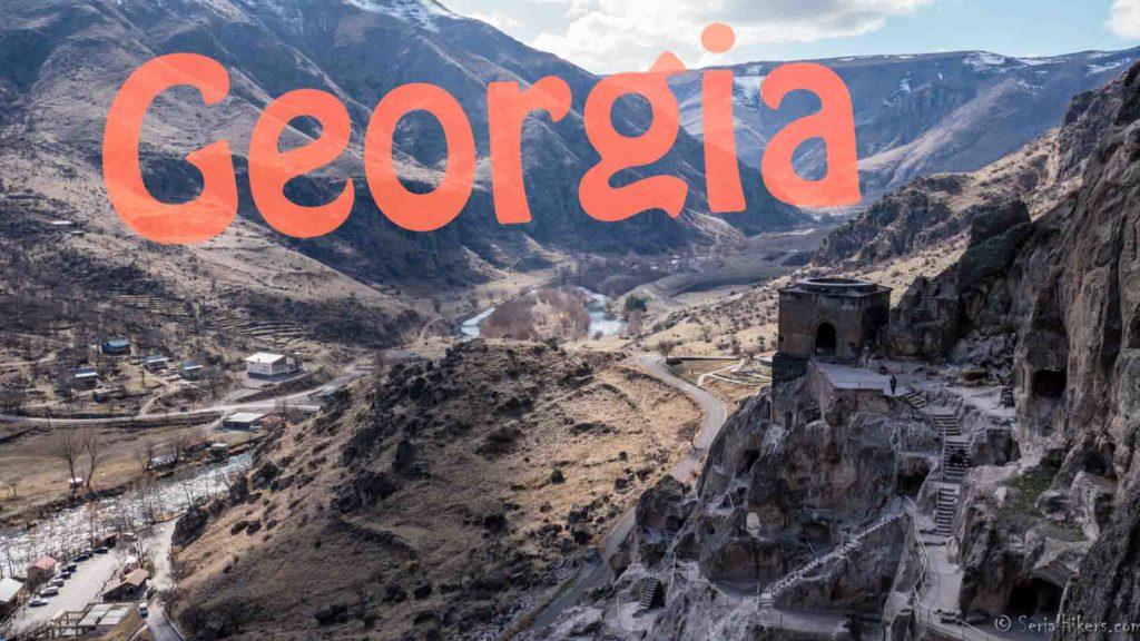 backpacking Jul&Gaux SerialHikers autostop hitchhiking aventure adventure alternative travel voyage volontariat volonteering caucase georgie georgia destination