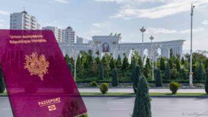 Turkménistan: visa transit à Téhéran & passage frontière à Bajgiran