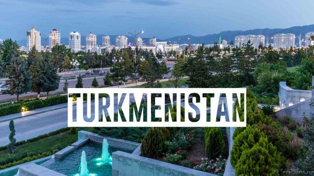 SerialHikers stop autostop world monde tour hitchhiking aventure adventure alternative travel voyage sans avion no fly turkmenistan destination
