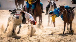 Expérience insolite: les Jeux Nomades mondiaux, on y était! – Kirghizistan