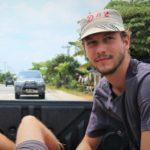 transports écologie clément tour du monde énergie pollution autostop avion train bus marche vélo