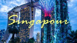 Destination Singapour: notre guide voyage