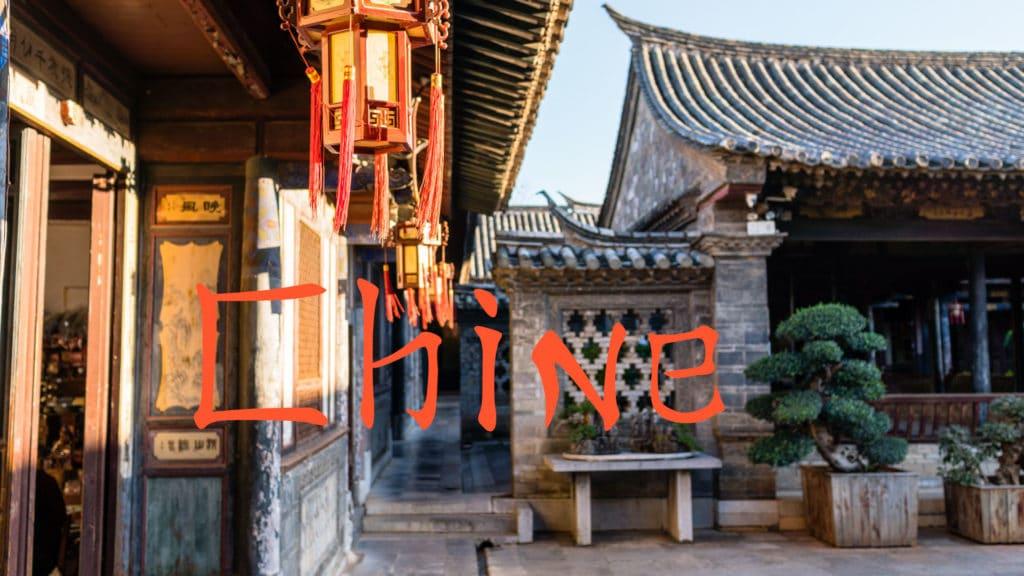 destination chine guide voyage