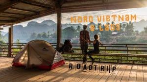 camping Laos