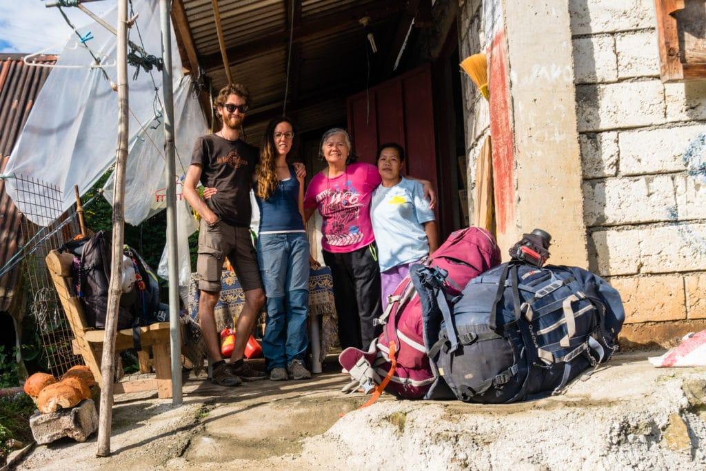 SerialHikers stop autostop world monde tour hitchhiking aventure adventure alternative travel voyage sans avion no fly Philippines hotes host cordillera