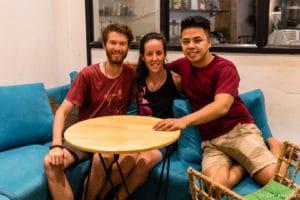 Au revoir, Couchsurfing