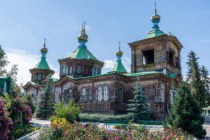 Karakol, terre d'accueil kirghize